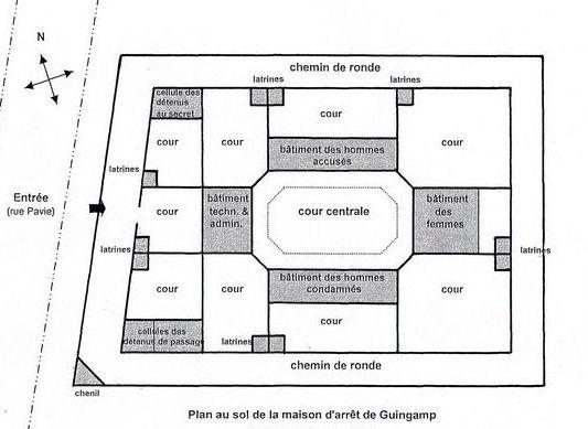 Prison de guingamp for La maison des sols
