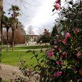 Guingamp, le centre-ville. Le jardin du commandant Billot (1er quart du XXème siècle) (2008)